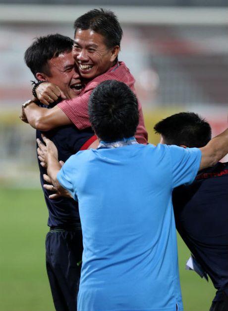 "Vao tu ket chau A, U19 Viet Nam an mung nhu ""tre tho"" - Anh 10"