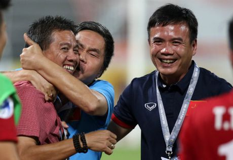 "Vao tu ket chau A, U19 Viet Nam an mung nhu ""tre tho"" - Anh 11"