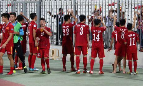 "Vao tu ket chau A, U19 Viet Nam an mung nhu ""tre tho"" - Anh 13"