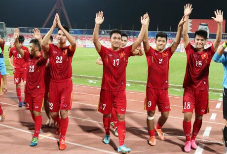 "Vao tu ket chau A, U19 Viet Nam an mung nhu ""tre tho"" - Anh 14"