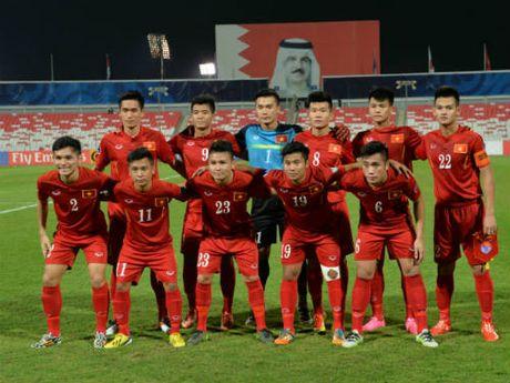 "Vao tu ket chau A, U19 Viet Nam an mung nhu ""tre tho"" - Anh 1"