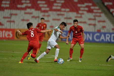 "Vao tu ket chau A, U19 Viet Nam an mung nhu ""tre tho"" - Anh 2"