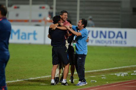 "Vao tu ket chau A, U19 Viet Nam an mung nhu ""tre tho"" - Anh 9"