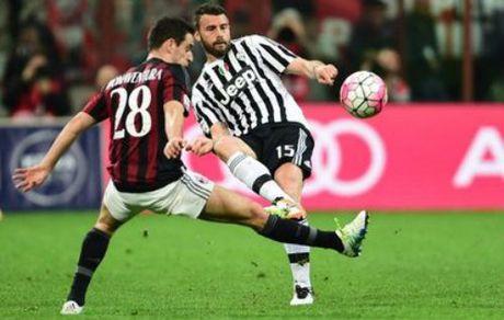 Truoc V9 Serie A: Milan dau Juventus, tai hien thoi vang son - Anh 1
