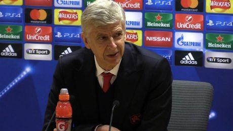 Arsenal – Wenger thang hoa: Nhung ngay dep troi - Anh 1