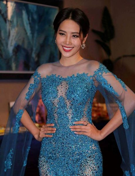 Nam Em bat ngo gianh 'cu dup' giai nhi phan thi phu o Miss Earth 2016 - Anh 2