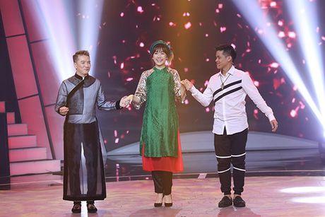 Tap 8 Buoc nhay ngan can: Hari Won bat tay Mr.Dam cong kich Tran Thanh - Anh 2
