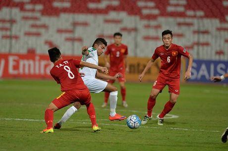 Vao tu ket, U19 Viet Nam lap ky tich o giai chau A - Anh 1