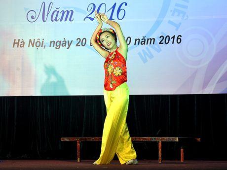 Nhan sac Hoa khoi Hoc vien Phu nu Viet Nam - Anh 17