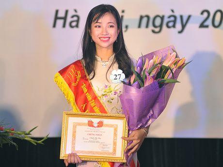 Nhan sac Hoa khoi Hoc vien Phu nu Viet Nam - Anh 6