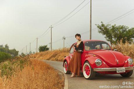 Gap go nguoi yeu xinh dep chung tinh cua 'Vuong Lich Xuyen' - Anh 11