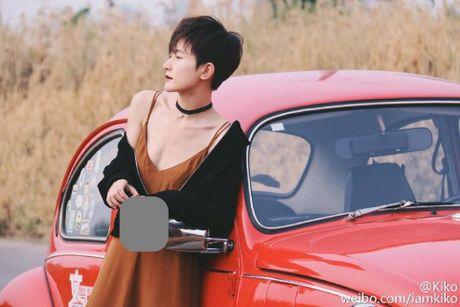 Gap go nguoi yeu xinh dep chung tinh cua 'Vuong Lich Xuyen' - Anh 12