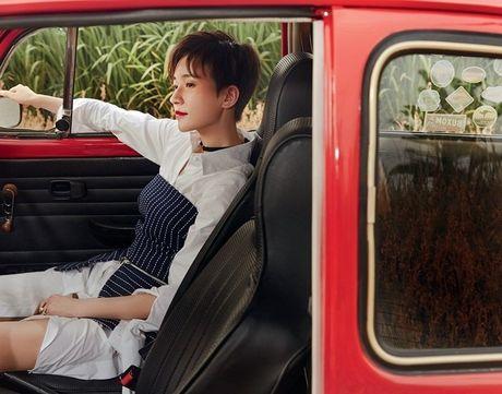 Gap go nguoi yeu xinh dep chung tinh cua 'Vuong Lich Xuyen' - Anh 1