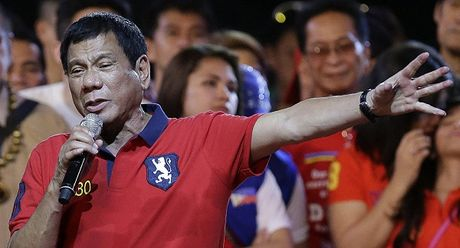 "Lieu Tong thong Philippines co giu duoc ""loi chia tay"" voi My? - Anh 1"