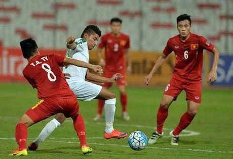 Cot moc lich su: U19 Viet Nam vao tu ket giai vo dich chau A - Anh 1