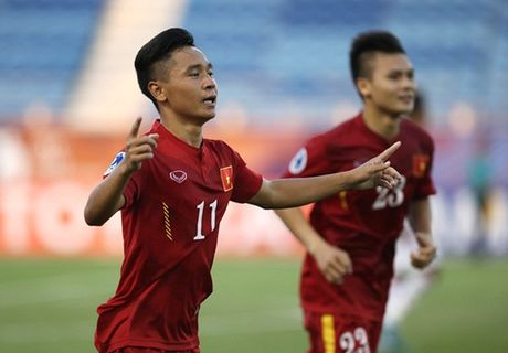 Cot moc lich su: U19 Viet Nam vao tu ket giai vo dich chau A - Anh 2