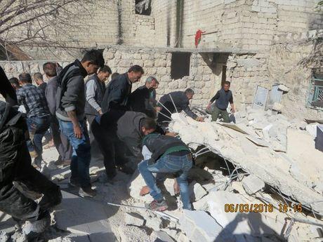 Nga – Bi cang thang du doi vi cao buoc tan cong Aleppo - Anh 1