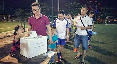 JFC Da Nang quyen gop duoc hon 3 ti giup dong bao mien Trung bi lu lut - Anh 1