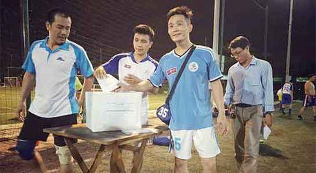 JFC Da Nang quyen gop duoc hon 3 ti giup dong bao mien Trung bi lu lut - Anh 2