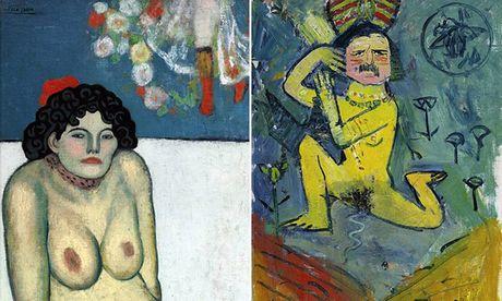 Nhung bong hong it nguoi biet trong cuoc doi danh hoa Picasso - Anh 2