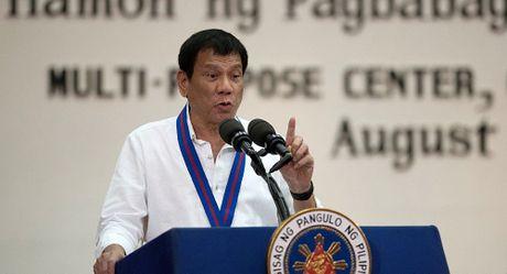Washington dap tra tuyen bo 'tach khoi My' cua lanh dao Philippines - Anh 1