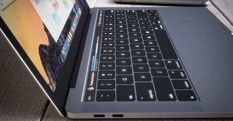 Macbook moi cua Apple se xuat hien ngay cuoi thang 10? - Anh 1