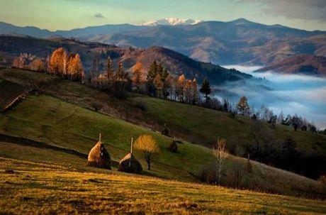 Ve dep hoang da cua Romania - Anh 1