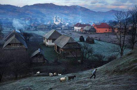 Ve dep hoang da cua Romania - Anh 9