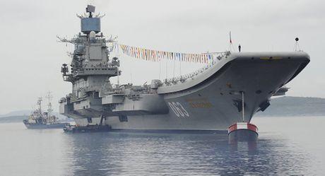 NATO soc vi Nga dua toan bo Ham doi Bien Bac toi Syria - Anh 1