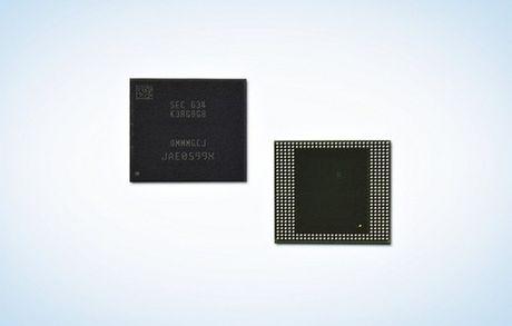 Samsung ra RAM 8 GB dau tien cho thiet bi di dong - Anh 1