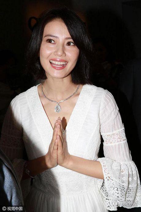 Cao Vien Vien xinh dep du su kien mac ap luc '37 tuoi, lay chong 2 nam chua tin vui' - Anh 5