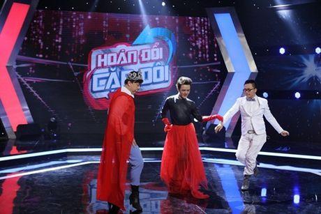 Chi Tai khoe kha nang vu dao tren giay cao got - Anh 1