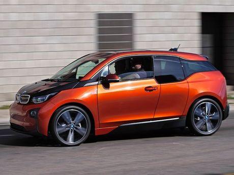 10 xe dien va hybrid xuat xu chau Au tot nhat the gioi - Anh 3