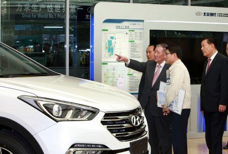 Hyundai mo them nha may lap rap o Trung Quoc - Anh 2