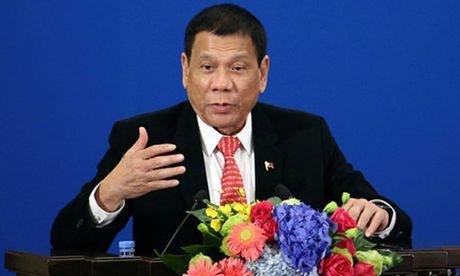 Bo truong Thuong mai Philippines noi se giu quan he kinh te voi My - Anh 1