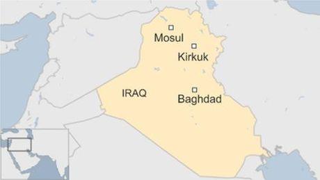 Phien quan IS tan cong Kirkuk, Iraq - Anh 2