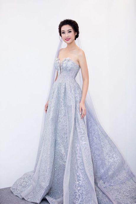 Hoan chuyen tu thien mien Trung, Hoa hau Do My Linh tat bat tham du su kien - Anh 1