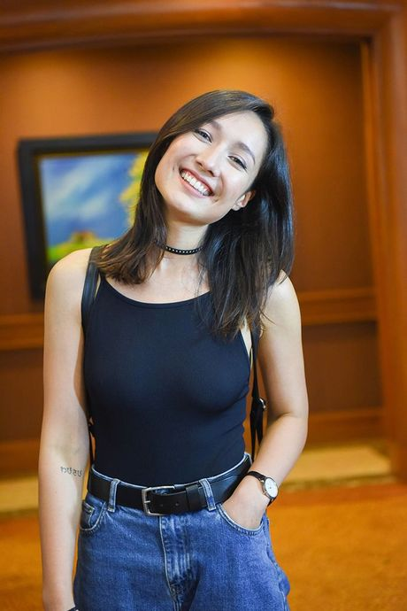 Anna Truong lan dau dua ban nhac rieng ve Viet Nam bieu dien - Anh 2