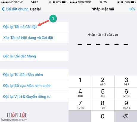 Khac phuc 3 loi ban phim thuong gap tren iPhone - Anh 2