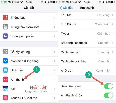 Khac phuc 3 loi ban phim thuong gap tren iPhone - Anh 3