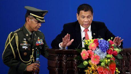 Duterte: 'Co 3 nuoc chung ta tren the gioi: Trung - Nga - Phi' - Anh 1