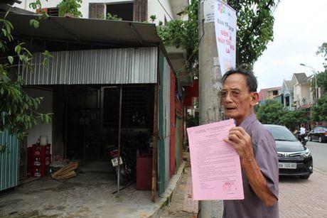 Da doi tram dien, cap phep xay nha cho gia dinh thuong binh o Ha Tinh - Anh 1