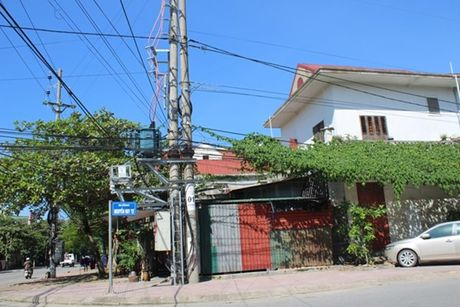Da doi tram dien, cap phep xay nha cho gia dinh thuong binh o Ha Tinh - Anh 2