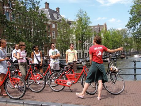 10 dia diem du lich noi tieng mien phi tai Amsterdam - Anh 7