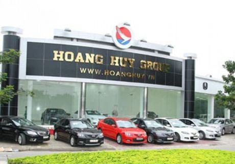 9 thang, Hoang Huy giam lai hon 58% do thi truong o to chung lai - Anh 1
