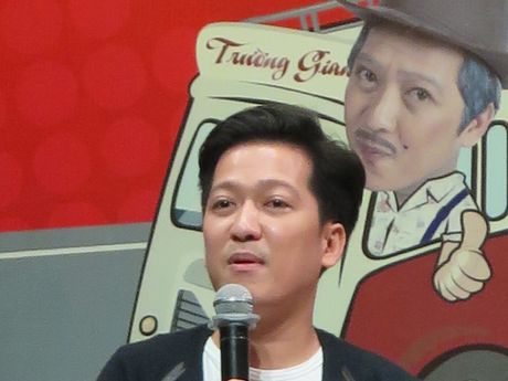 Truong Giang lam live show tri an khan gia mien Trung - Anh 1