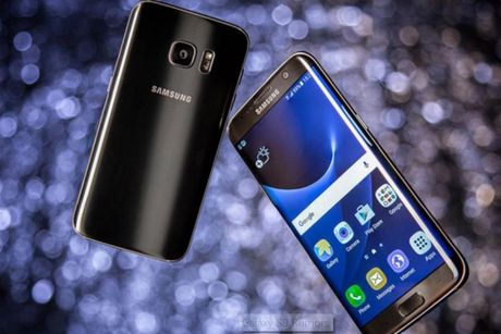Samsung Galaxy S8 co the su dung pin cua LG - Anh 1