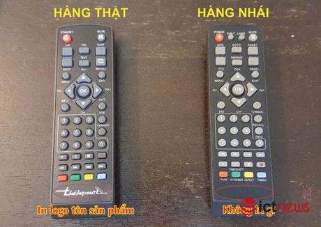 Dau thu DVB-T2 cua cong ty The he moi bi lam gia - Anh 4