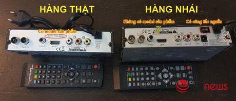 Dau thu DVB-T2 cua cong ty The he moi bi lam gia - Anh 5