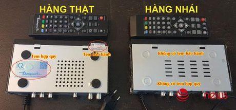 Dau thu DVB-T2 cua cong ty The he moi bi lam gia - Anh 6